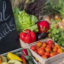 Supporting Local Farmers Markets in West Ottawa